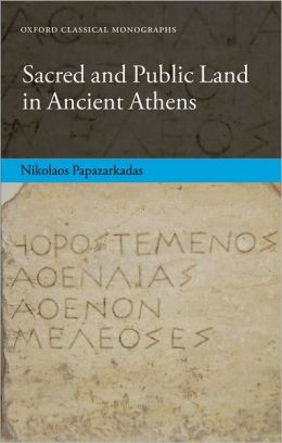 Sacred and Public Land in Ancient Athens