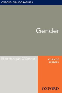 Gender: Oxford Bibliographies Online Research Guide