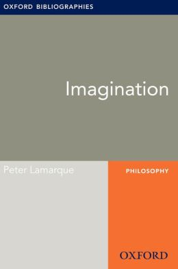 Imagination: Oxford Bibliographies Online Research Guide