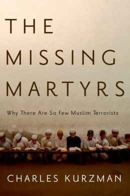 The Missing Martyrs: Why There Are So Few Muslim Terrorists