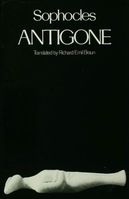 Antigone (Greek Tragedy in New Translations Series)