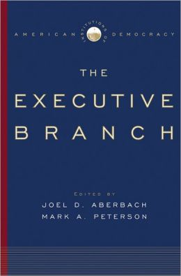 Institutions of Democracy: The Executive Branch's