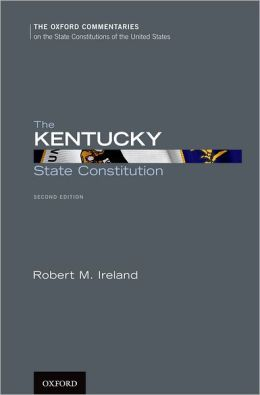 The Kentucky State Constitution