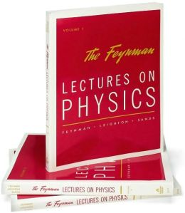 The Feynman Lectures on Physics (3 Volume Set)
