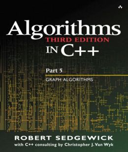 Algorithms in C++ Part 5: Graph Algorithms