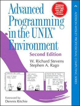Advanced Programming UNIX Environment