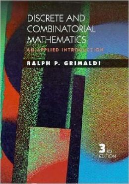 A Discrete and Combinatorial Mathematics