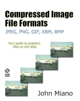 Compressed Image File Formats: JPEG, PNG, GIF, XBM, BMP