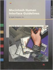 Macintosh Human Interface Guidelines