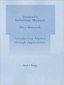 Student's Solution Manual