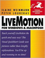 LiveMotion for Windows and Macintosh : Visual QuickStart Guide
