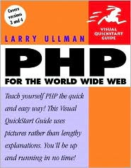 PHP for the World Wide Web: Visual QuickStart Guide