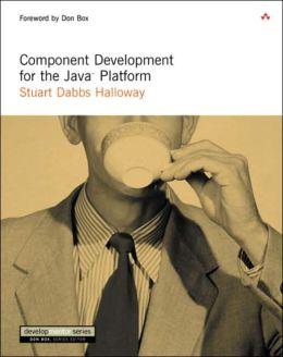 Component Development for the Java Platform