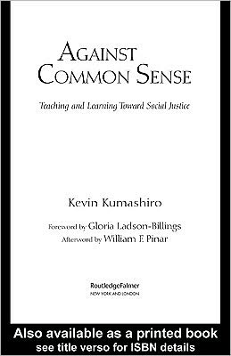 Against Common Sense