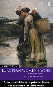 A History of European Women's Work