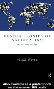Gender Ironies of Nationalism