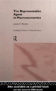 Representative Agent in Macroeconomics