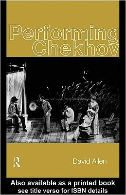Performing Chekhov