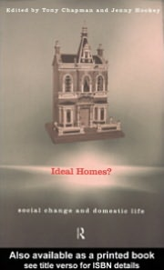 Ideal Homes?