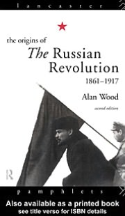 The Origins of the Russian Revolution