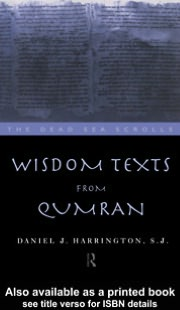 Wisdom Texts from Qumran