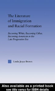 Literature of Immigration and Racial Formation