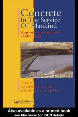 Concrete in the Service of Mankind Vol 3