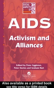 AIDS: Activism and Alliances