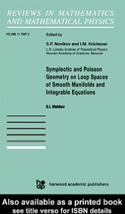 Symplectic and Poisson Geometry