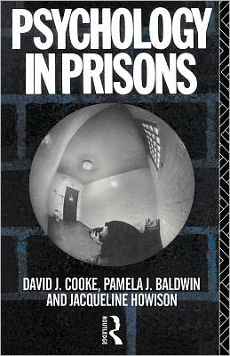 Psychology in Prisons
