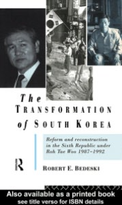 The Transformation of South Korea