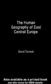 The Human Geography of East Central Europe
