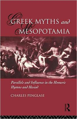 Greek Myths and Mesopotamia