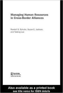 Managing HR in Cross-Border Alliances