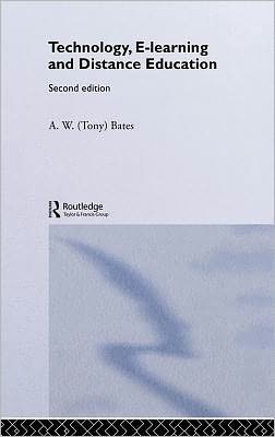Technology, E-Learning and Distance Education, 2nd ed