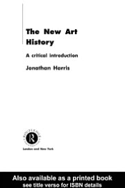 The New Art History: A Critical Introduction