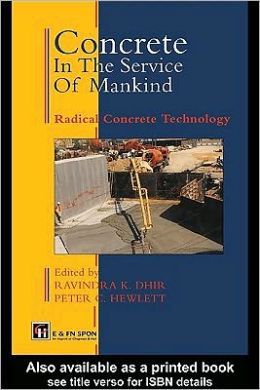 Concrete in the Service of Mankind Vol 4