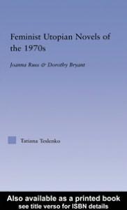 Feminist Utopian Novels of the 1970s