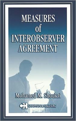 Measures of Interobserver Agreement