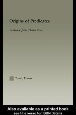 Origins of Predicates