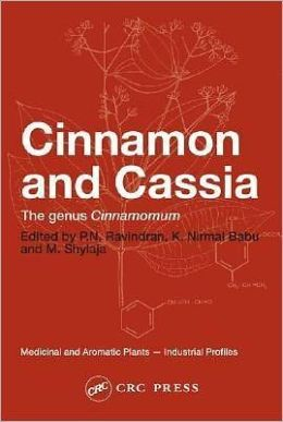 Cinnamon and Cassia: The Genus Cinnamomum
