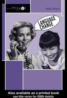 Language Change