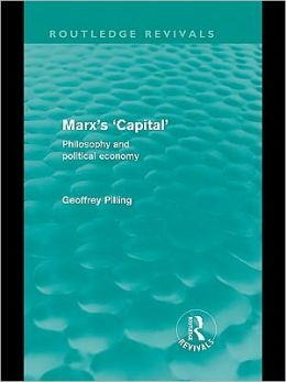 Marx's 'Capital' (Routledge Revivals)