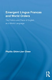 Emergent Lingua Francas and World Orders