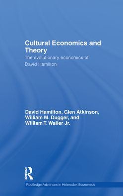 Cultural Economics and Theory