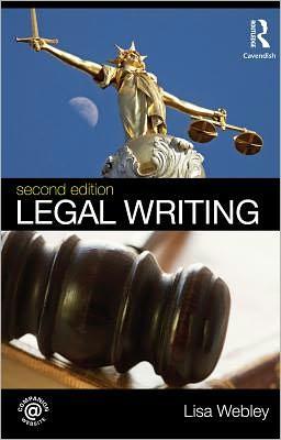 Legal Writing 2/e