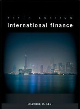 International Finance Fifth Edition