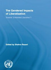 The Gendered Impacts of Liberalization
