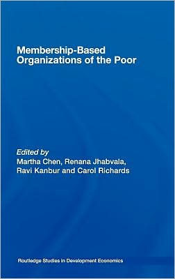 Membership Based Organizations of the Poor