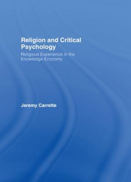 Religion and Critical Psychology